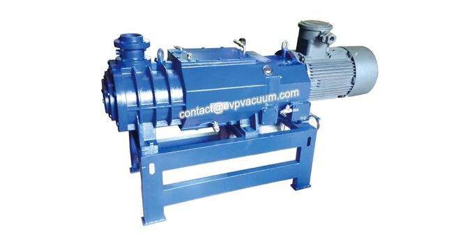 Dry vacuum pump type selection