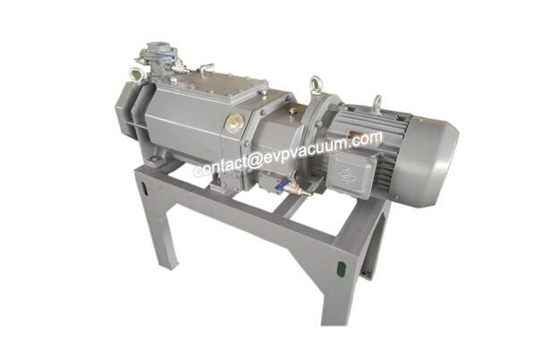 How to determine the model of screw vacuum pump