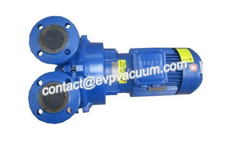 Liquid ring vacuum pump technical specifications