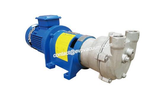 Newly designed anti-corrosion liquid ring vacuum pump