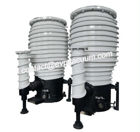 Vacuum Diffusion pump for metallizer