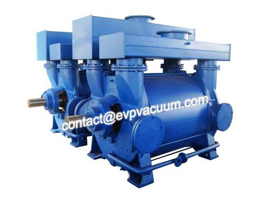 Vacuum pump selection principle and related calculation formula
