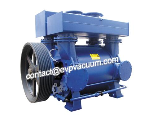 Vacuum pumps are used to select the best ethanol from herbal extracts for export