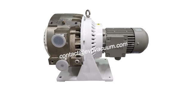 Vacuum scroll pump for technical parameters