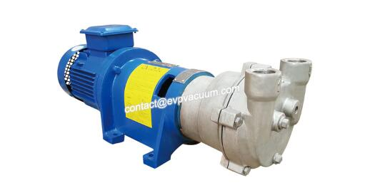 Water ring pump model