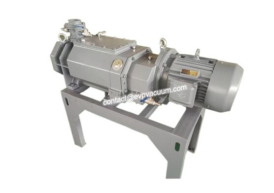 What factors affect the selection of vacuum pump