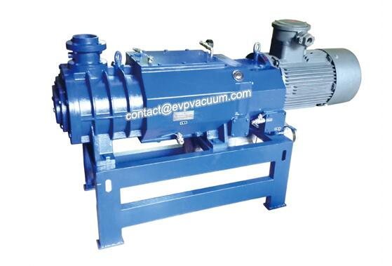 What selection of screw pump skills?