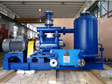 Wet-Chlorine-Liquid-Ring-Compressor