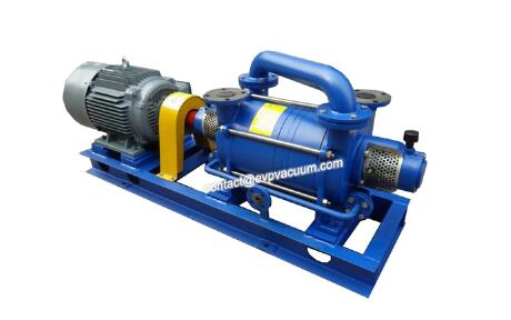 2SK series double stage liquid ring vacuum pump