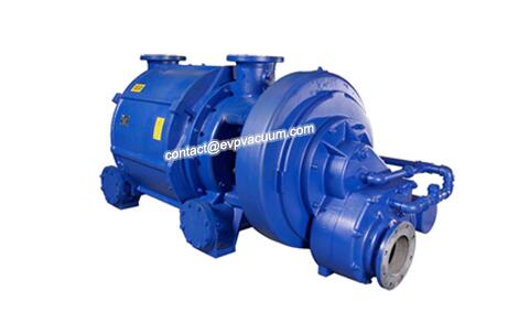 AT double stage liquid ring vacuum pump