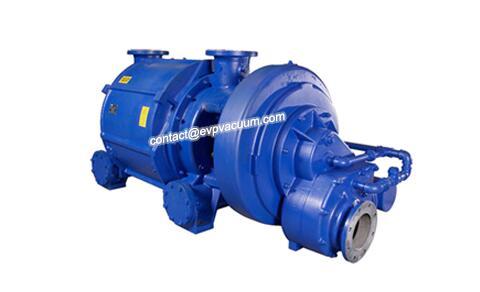 AT double stage liquid ring vacuum pump