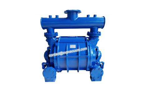 CL series double stage liquid ring vacuum pump