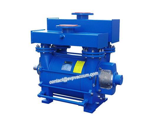 Gas drainage station water ring vacuum pump