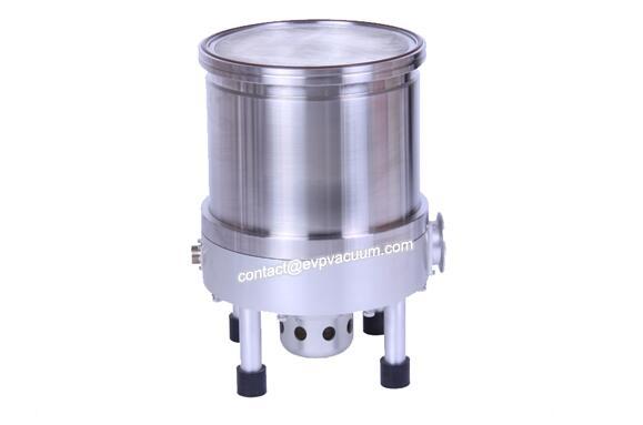 New large capacity turbomolecular vacuum pump