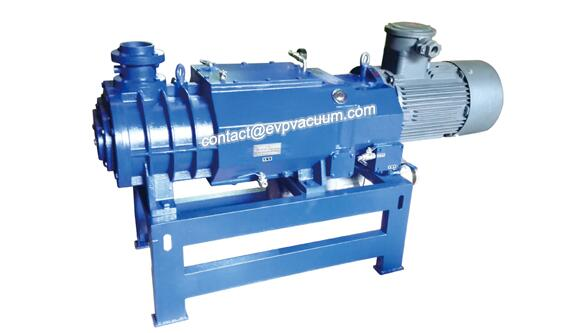 New screw vacuum pump