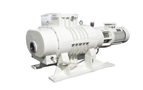 Roots vacuum pump in biodiesel distillation