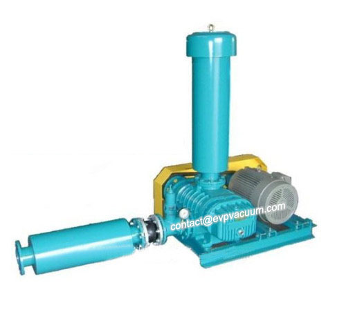 Roots vacuum pump selection principle