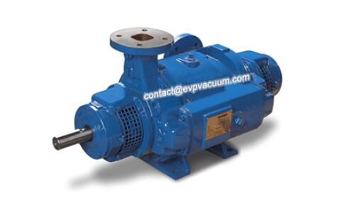 TC double stage liquid ring vacuum pump