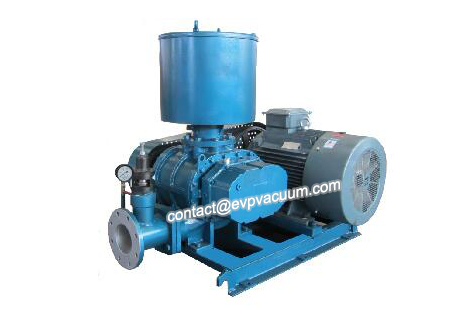 trefoil-roots-vacuum-pump