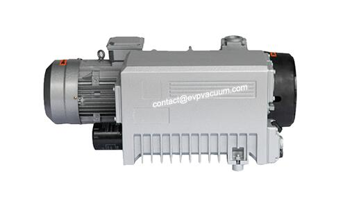 Vacuum pump in hydrogen chloride tail gas treatment device