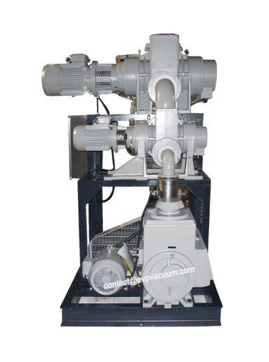 roots-rotary-vacuum-unit-in-medical-vacuum-freezing