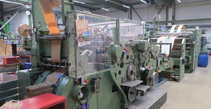 paper bag production