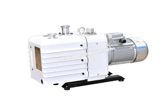 Rotary vane vacuum pump in cell roomtitl