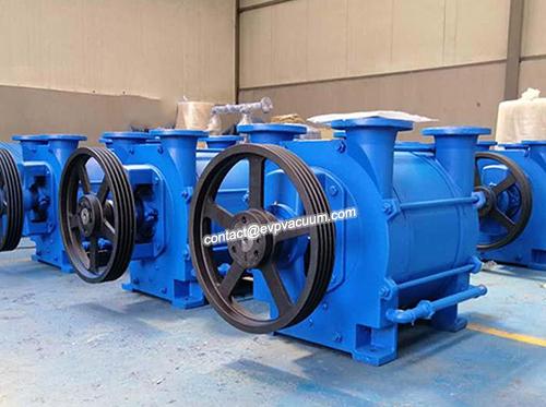 Consult water ring vacuum pump