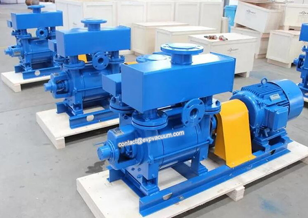 what-is-a-two-stage-water-ring-vacuum-pump