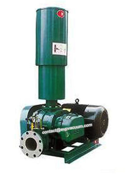Low noise energy saving roots blowers