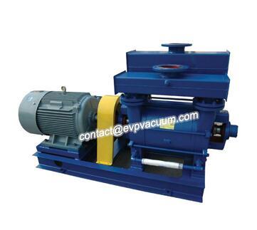 Mining and construction vacuum pumps