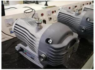 New type dry scroll pump