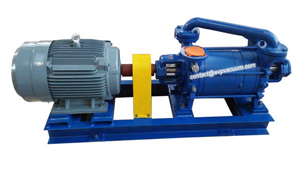 water-ring-vacuum-pump-in-steel-plant-vacuum-degassing-equipment
