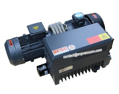 rotary-vane-vacuum-pump-for-resin-defoaming