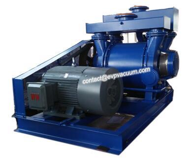 vacuum-pump-unit-in-power-plant