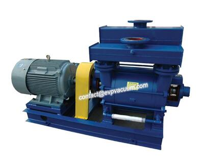 Vacuum pump for paper mill application