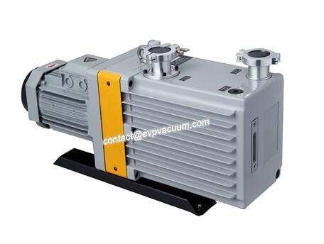 Vacuum pump in glass manufacturing