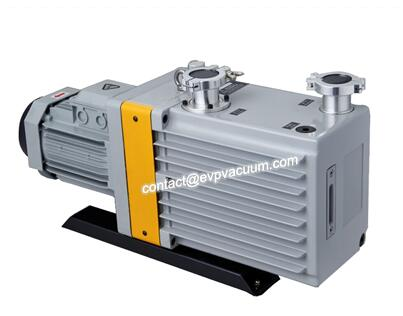 2xz-direct-drive-rotary-vane-vacuum-pump-in-air-cooling-unit-system