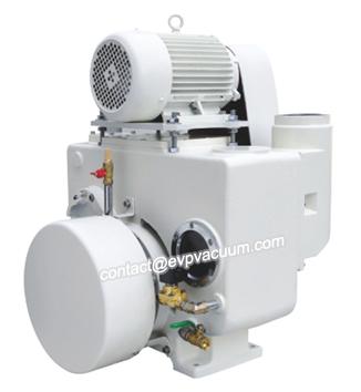 Vacuum pumps for filtration equipment