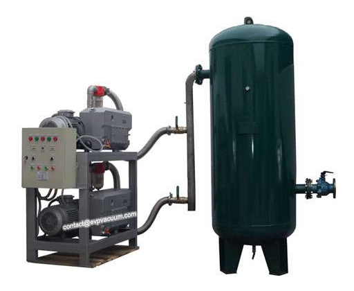 Vacuum system in aluminum alloy die casting