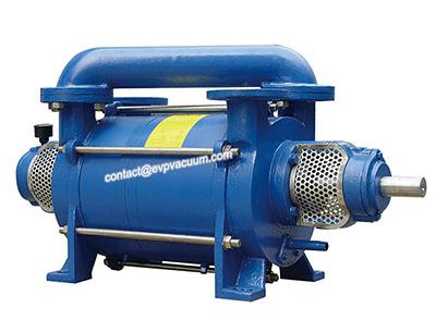 Water ring vacuum pump maintenance procedures