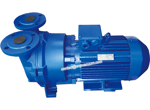 Water ring vacuum pumps advantages