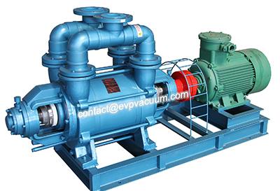 vacuum-pump-in-yarn-steamer-application