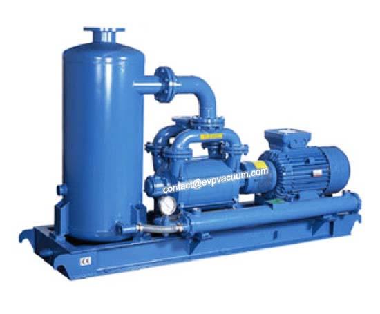 water-ring-vacuum-pump-load-of-motor-not-stable