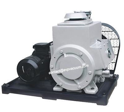 double-stage-sliding-vane-rotary-vacuum-pump