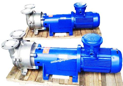 Liquid ring vacuum pump choose
