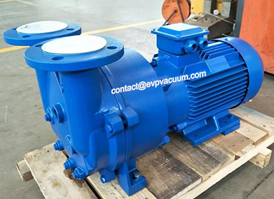 Liquid ring vacuum pump information