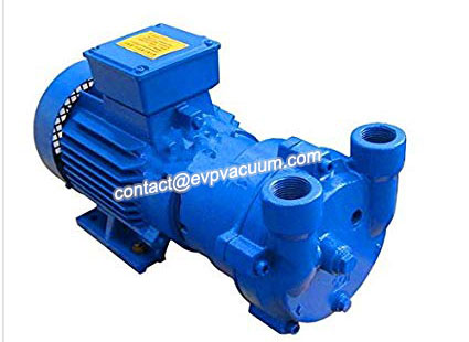 Liquid ring vacuum pump require