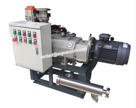dry-screw-vacuum-pump-operation-guide