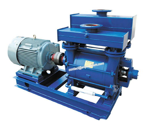 water-ring-vacuum-pump-for-plastic-absorption-molding-equipment